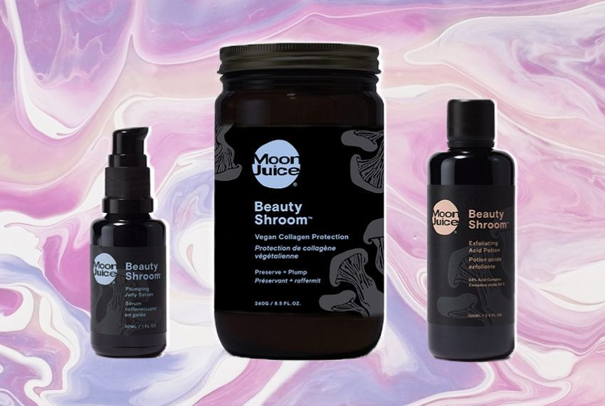 Moon Juice's first-ever skin-care collection harnesses the power of shrooms