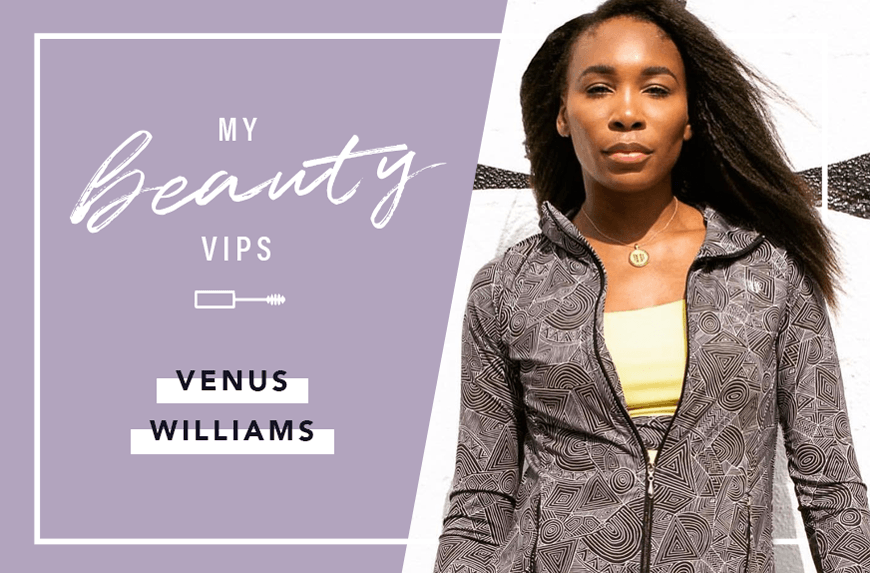 Thumbnail for Venus Williams Says That *This* Is the One Eyeliner That Doesn't Budge on the Court