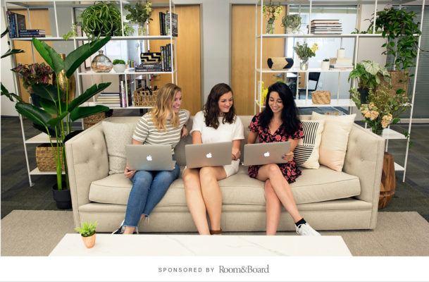 Take a peek inside W+G's high vibe wellness oasis—AKA our new office