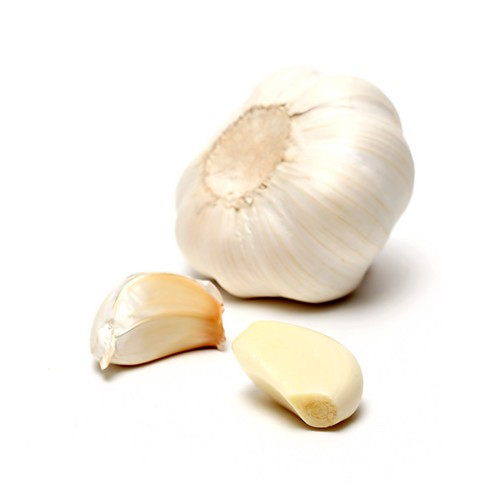 organic garlic cloves