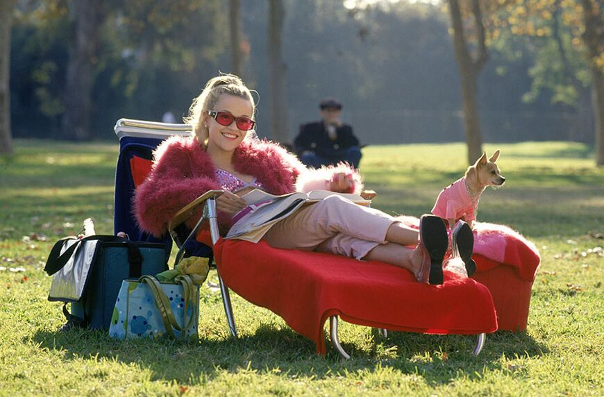 Thumbnail for The best 'Gemini vegetarian' news of the summer? Elle Woods is returning to the big screen