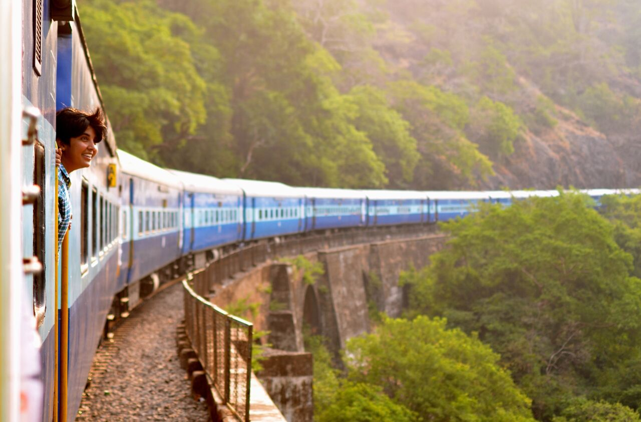 Thumbnail for Wanderlusters, rejoice: Amtrak is offering cross-country routes at 2-for-1 prices *right now*
