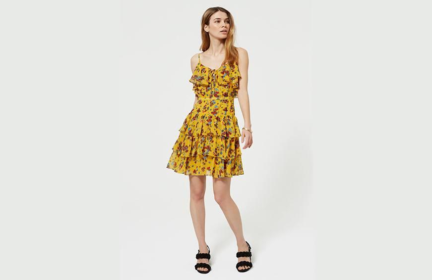 Rebecca Minkoff Marla Dress, $198