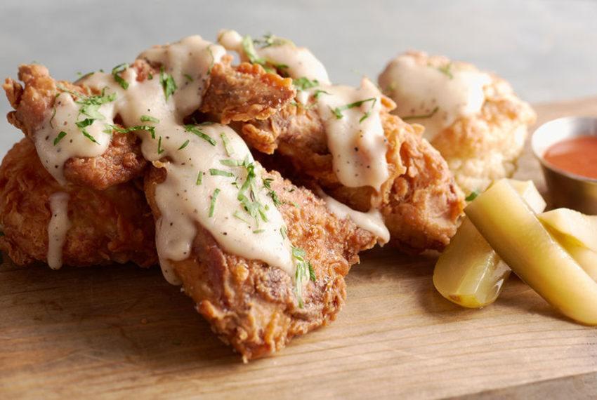 Is KFC going…vegetarian?