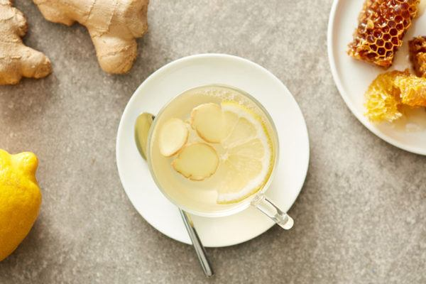 Reap *major* anti-inflammatory benefits by making this super-simple ginger tea
