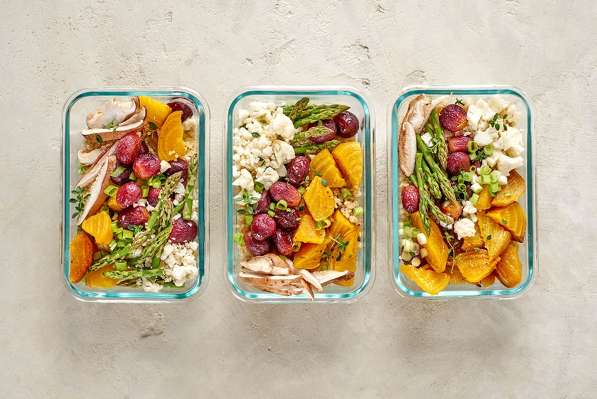 "Thumbnail for 6 Meal-Prep Hacks That'll Save You Money Faster Than You Can Say ""Buy in Bulk"""