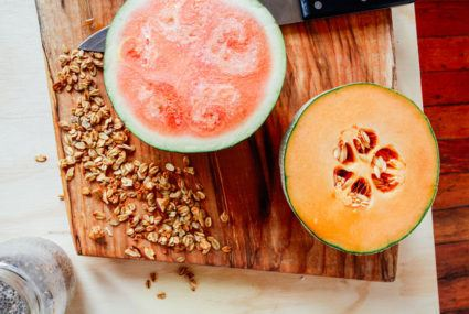 When life gives you melons, here's how to make sure they're safe to eat