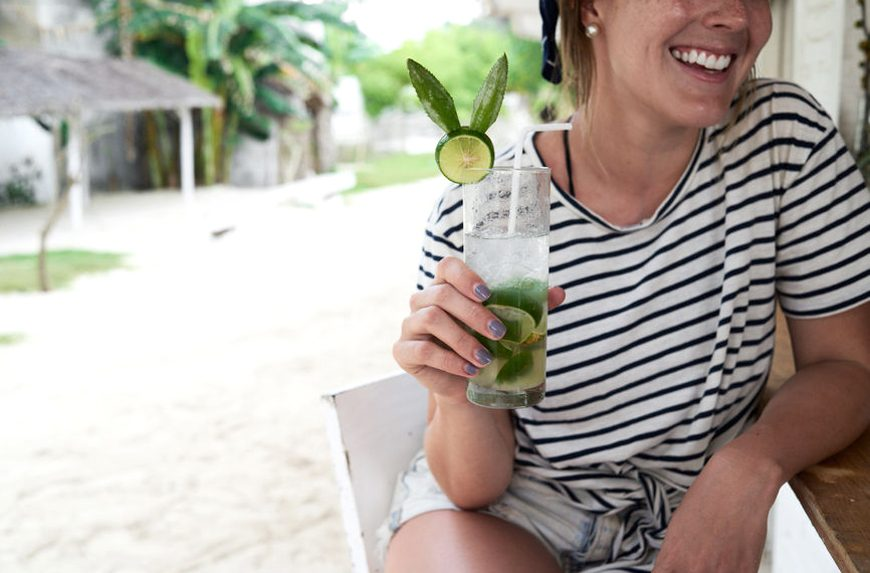 Thumbnail for How to remix your fave summer cocktails *without* all the sugar