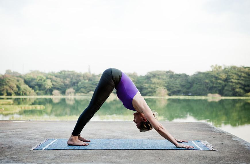 Thumbnail for These Yoga Poses Will Give Your Bod New Life After a Road Trip
