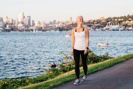 Workouts can be a literal walk in the park, according to the best scientific research ever