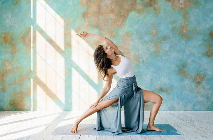 Thumbnail for Have fitness goals to crush? Here's the type of yoga that can help you do it