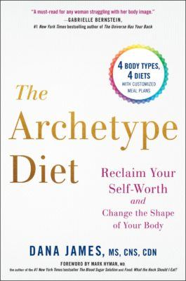 archetype diet book cover