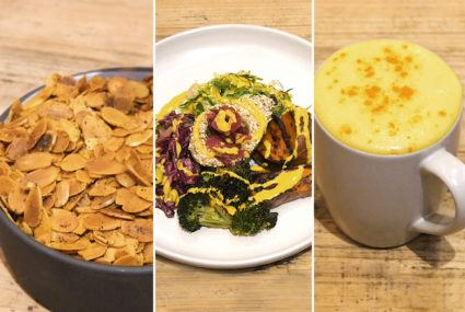 3 vegan recipes starring turmeric you can make in 15 minutes or less