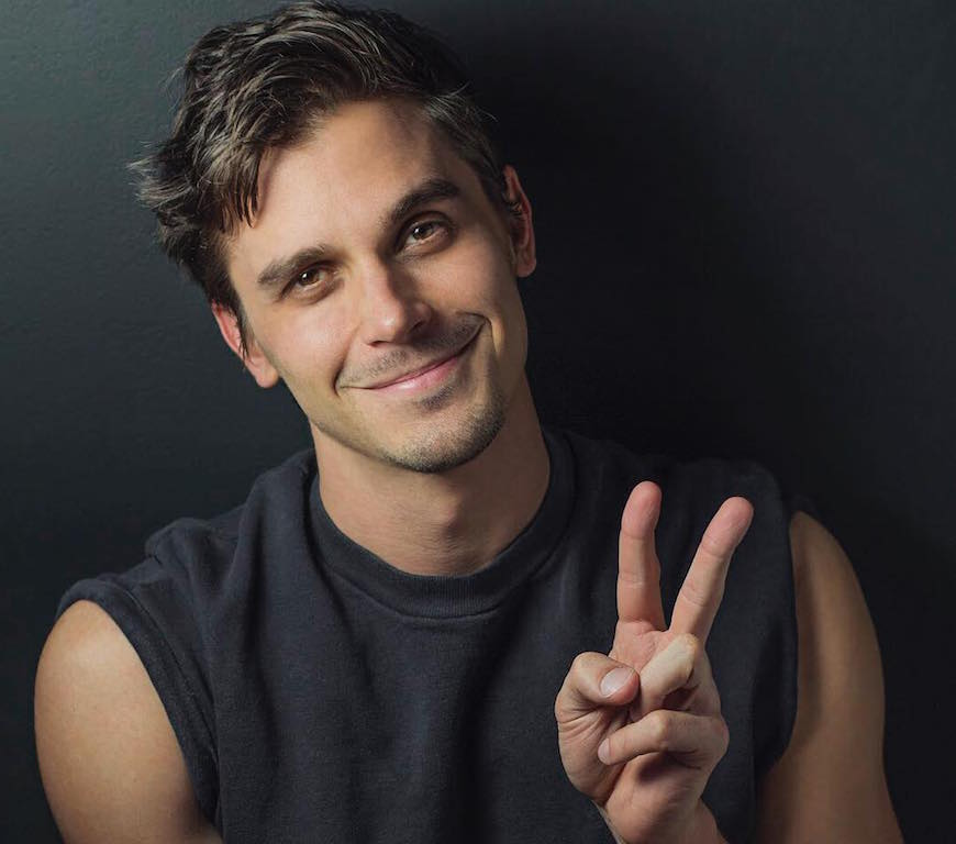 "Thumbnail for What will ""Queer Eye"" star Antoni Porowski serve up at his new NYC restaurant?"