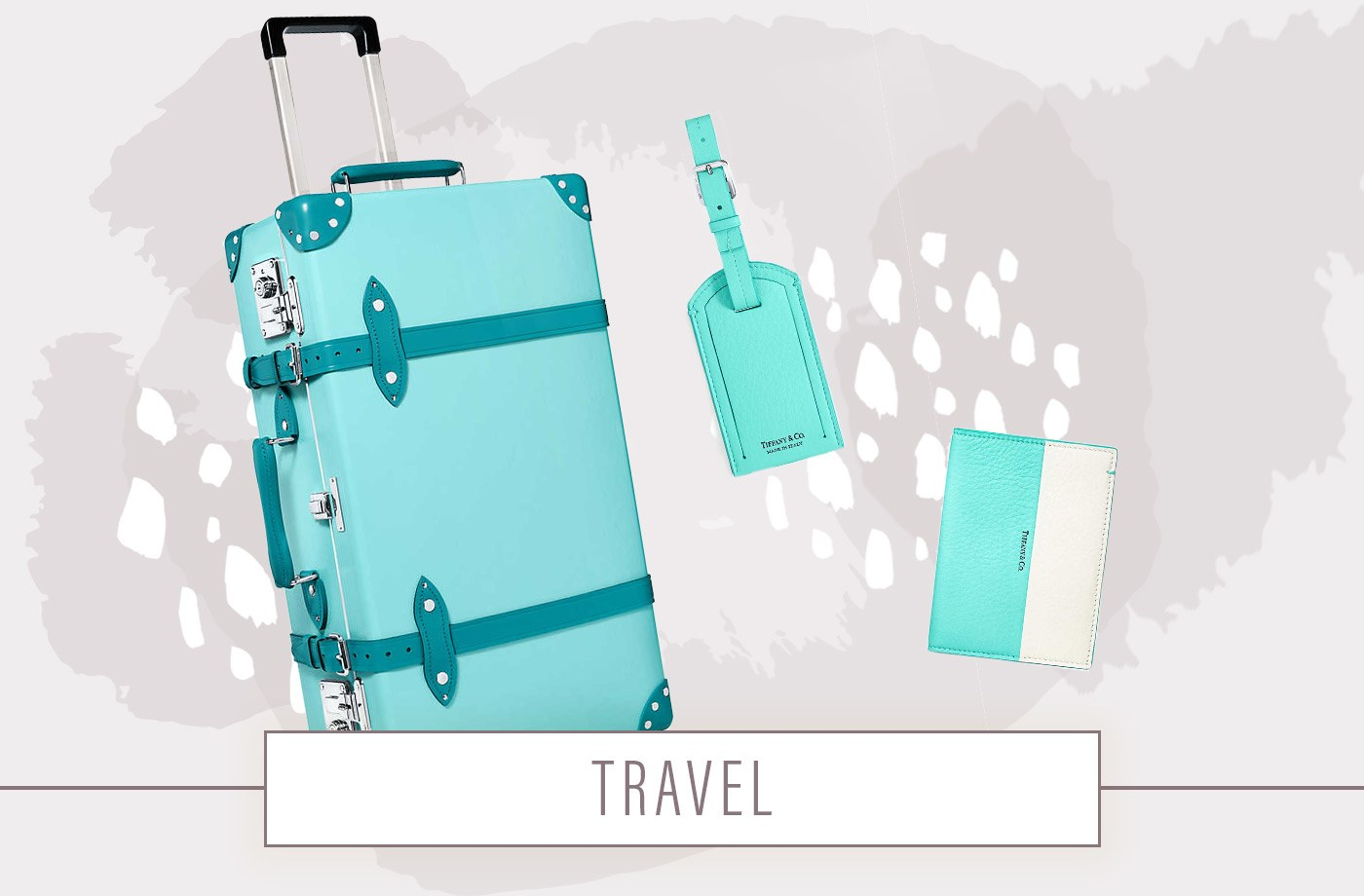 Tiffany & Co travel gifts for graduates