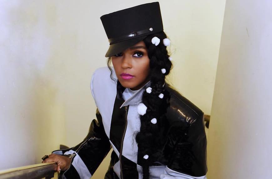 Thumbnail for Janelle Monáe's intangible travel must-have promotes happiness and busts stress