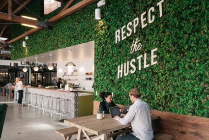 Meat-free is now a WeWork sustainability policy