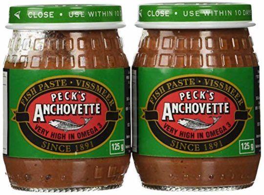 peck's anchovette