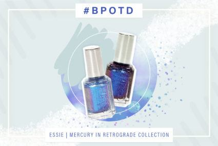 BPOTD: Mercury in retrograde is actually a *good* thing for your manicure