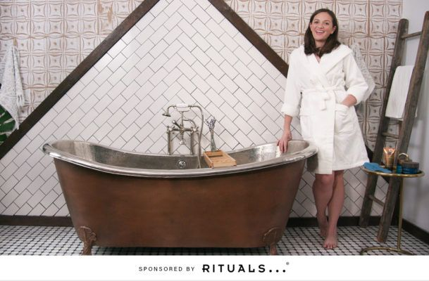 How to turn your bathroom into a hammam-style spa, instantly