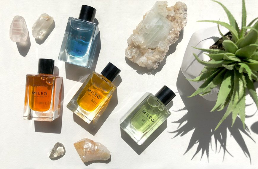 Thumbnail for This Ultra-Luxe Facial Elixir Is What 3,000 Flowers Look Like Crammed Into a Bottle