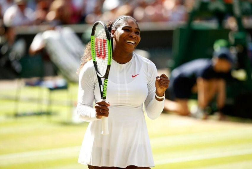 """How Serena Williams uses her """"quiet eye"""" to keep cool under pressure and crush goals"""