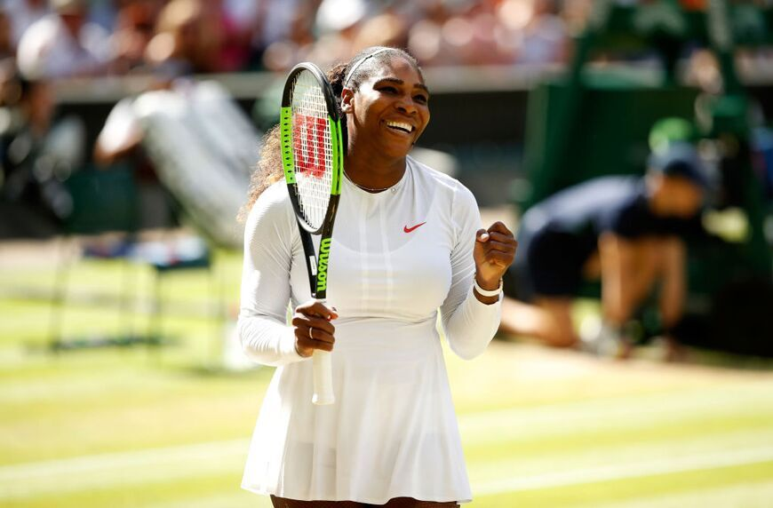 """Thumbnail for How Serena Williams uses her """"quiet eye"""" to keep cool under pressure and crush goals"""