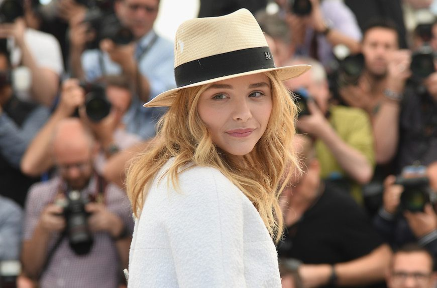 Thumbnail for Chloe Grace Moretz credits two (totally natural!) ingredients for curing her cystic acne
