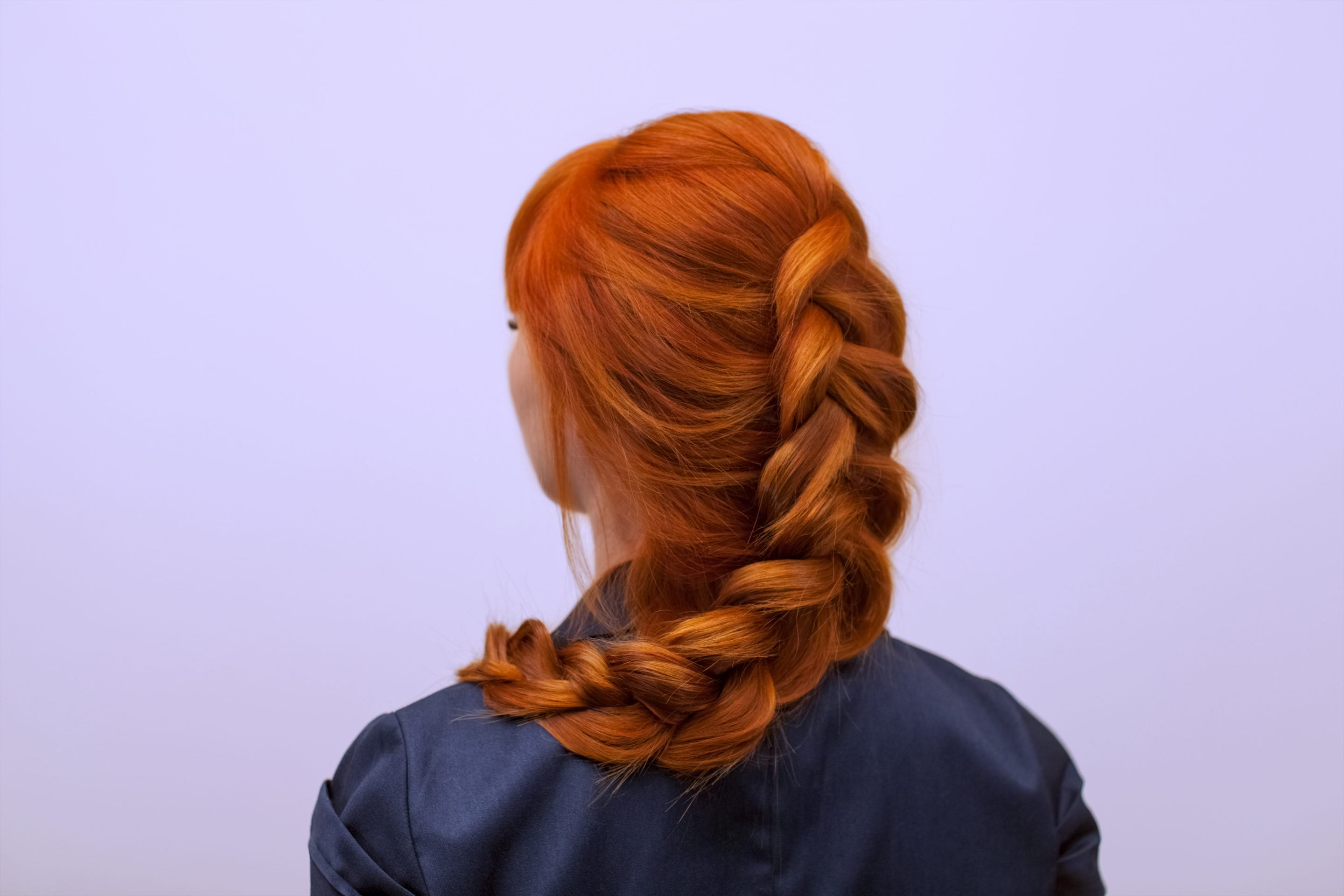 How to do Dutch braids worthy of Pinterest