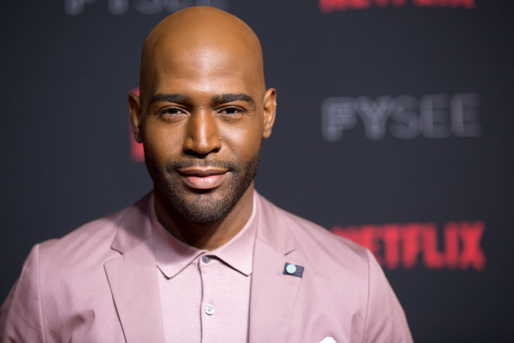 "Thumbnail for Karamo Brown of ""Queer Eye"" has 3 genius tips for relationship success, and we're all ears"