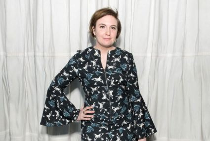 For Lena Dunham, health matter more than weight