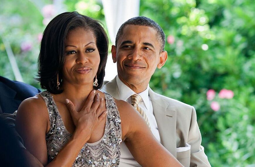 """Thumbnail for Barack Obama knew Michelle was """"the one"""" because of these 3 things"""
