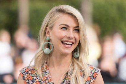 Try the Julianne Hough workout with dance breaks