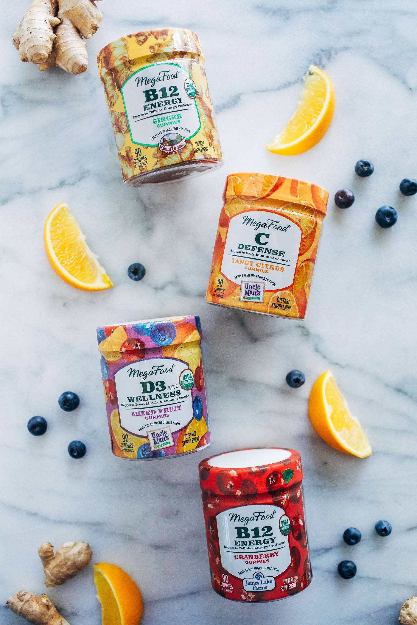 Gummy vitamins without the high sugar content | Well+Good