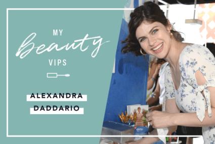 Alexandra Daddario Beauty VIPs