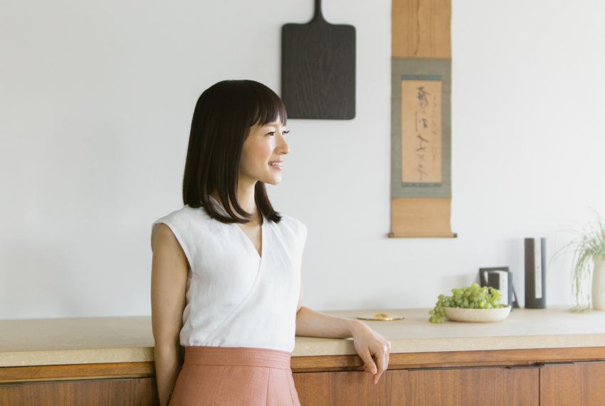 Marie Kondo Is Moving in on Muji Territory With Her First Joy-Sparking Product