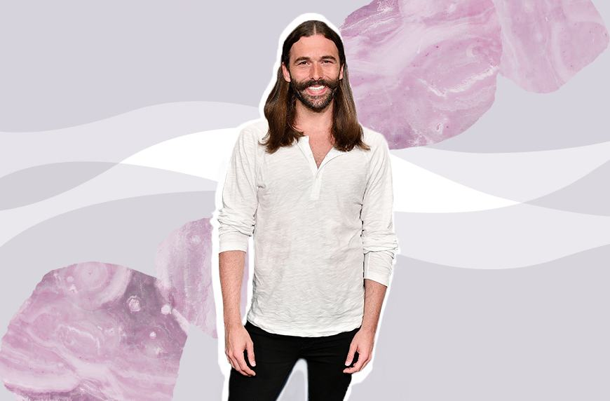 Thumbnail for Who Knew? Jonathan Van Ness Is As Good at Yoga As He Is at Hair