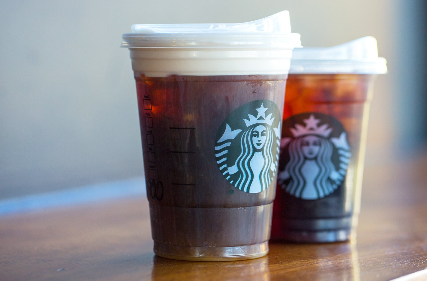 Thumbnail for Starbucks is nixing this major thing from its stores: straws