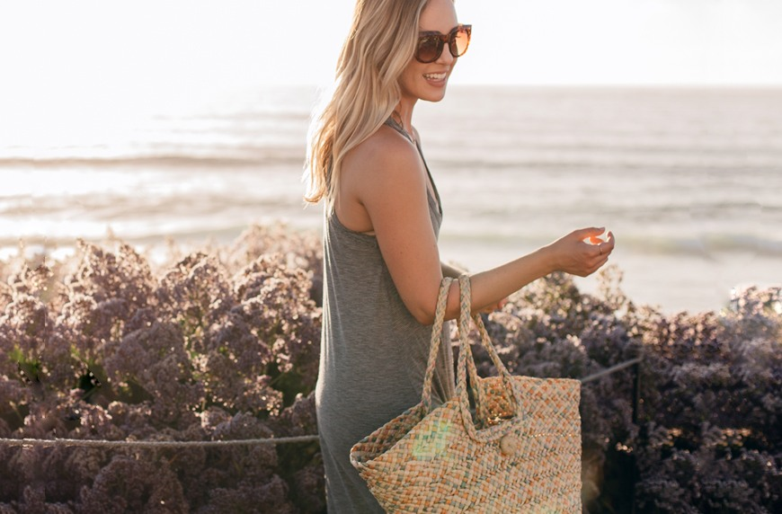 Thumbnail for Woven totes are this summer's it bag—see 12 that'll take you to the beach and beyond