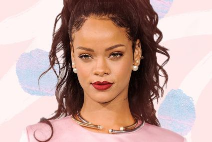 "How to achieve Rihanna's fierce ""hair-sprayed"" eyebrows for less than $4"