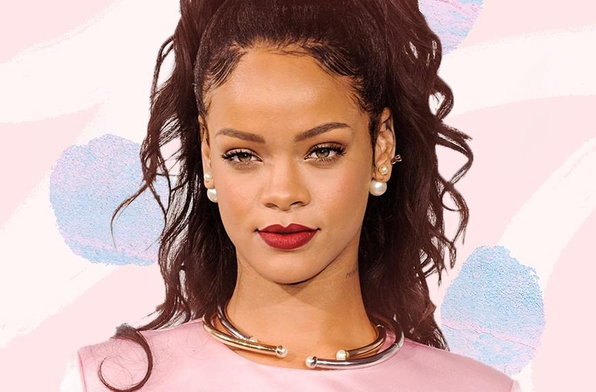 "Thumbnail for How to achieve Rihanna's fierce ""hair-sprayed"" eyebrows for less than $4"