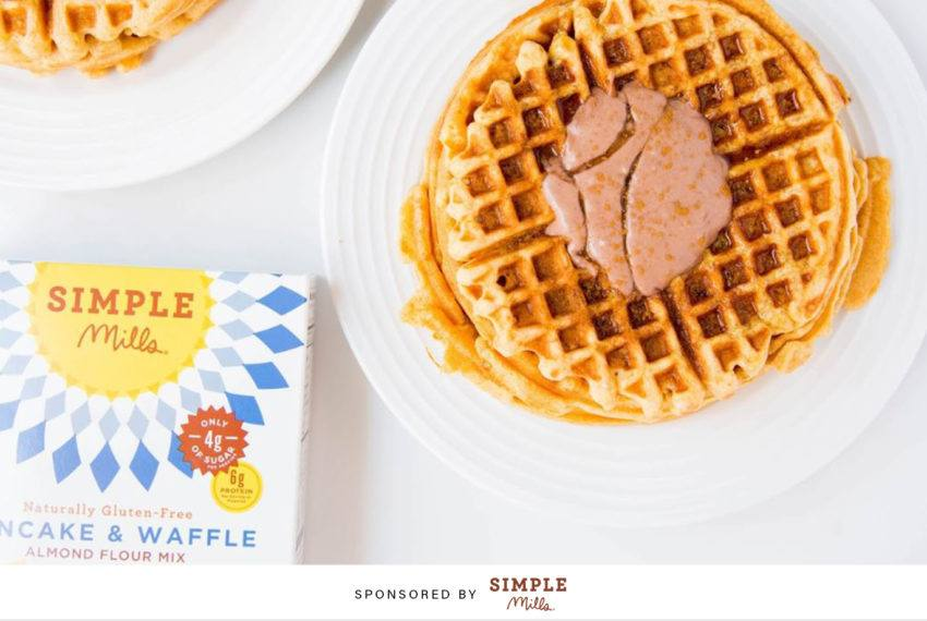 Sweet Potato Collagen Waffles Are Real—and You Can Get the Star Ingredient at Target