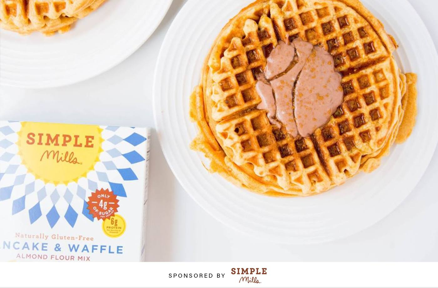 Thumbnail for Sweet potato collagen waffles are real—and you can get the star ingredient at Target