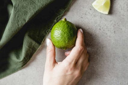 Handle your citrus with care: Lime disease (not Lyme disease) causes *major* skin inflammation