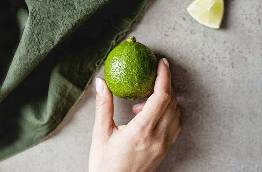 Thumbnail for Handle your citrus with care: Lime disease (not Lyme disease) causes *major* skin inflammation