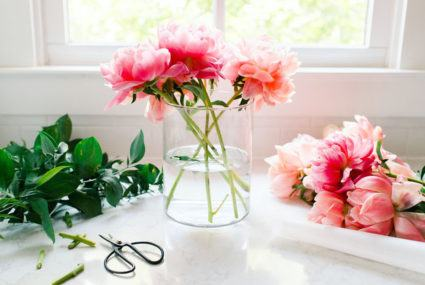 The key to keeping your flowers fresh longer will literally cost you 1 cent