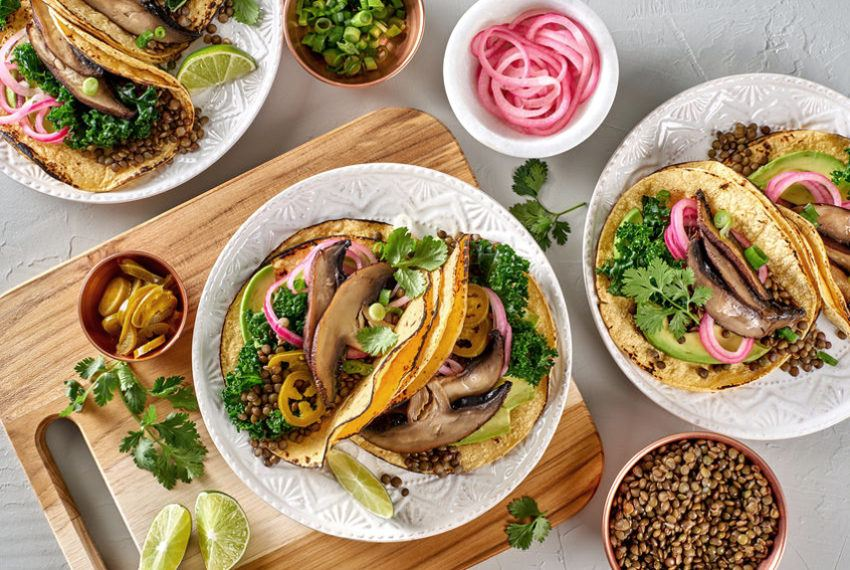Taco Night Just Got a Lot Healthier Thanks to a Surprising Gluten-Free, Vegan Meat Recipe
