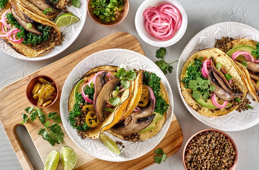 Thumbnail for Taco night just got a lot healthier thanks to a surprising gluten-free, vegan meat recipe