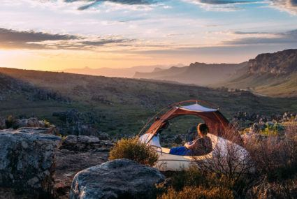 Glamping and camping: A beginner's guide