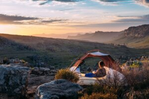 How to embrace camping when you're the opposite of outdoorsy
